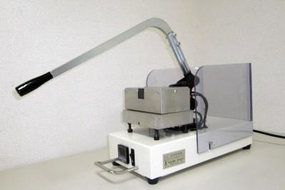 手動式膨化発泡食品製造装置中型機