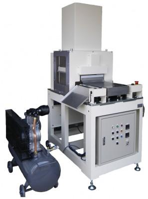 半自動膨化発砲食品製造装置